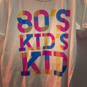 Other - 4T 80's Kids Kid Graphic tee